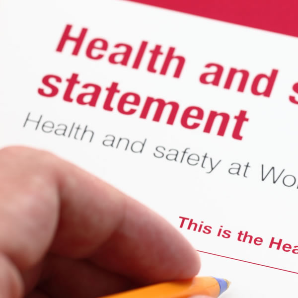 Written Health And Safety Policy Sheffield  Kis Health And Safety